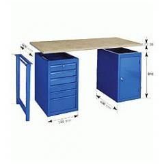 Pracovná doska stola Monty - 1500x700 mm