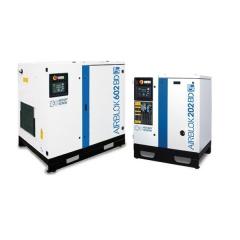 Skrutkové kompresory FIAC