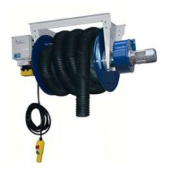 Elektrický navíjač typ AMA-MAXI 200/10-COMP s ventilátorom