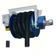 Elektrický navíjač typ AMTA-MAXI 200/10-COMP s ventilátorom